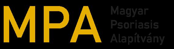 Logo for Magyar Psoriasis Alapítvány